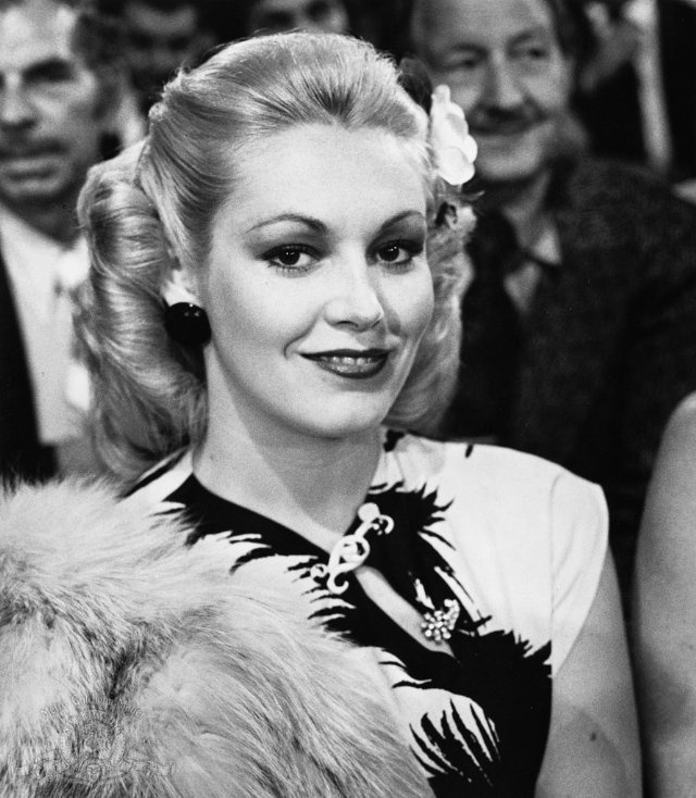 Cathy Moriarty in Raging Bull.