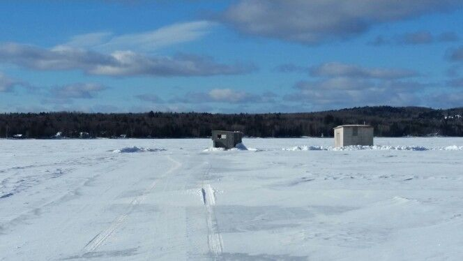 82 best images about ice fishing on pinterest ice for Fishing lake near me