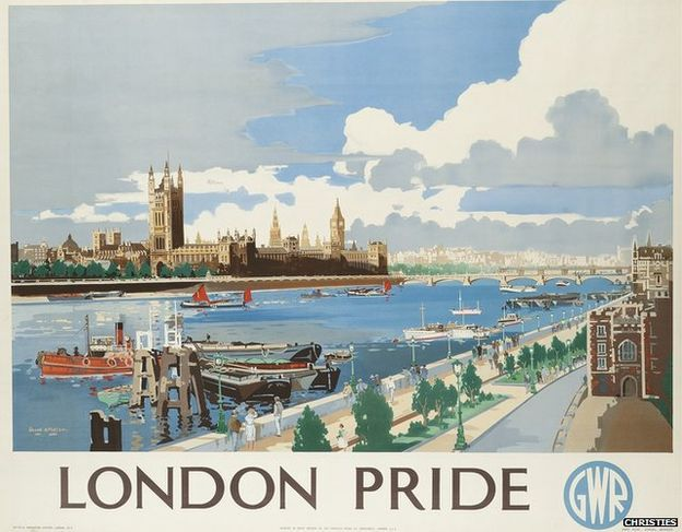 Frank Henry Mason London Pride photo