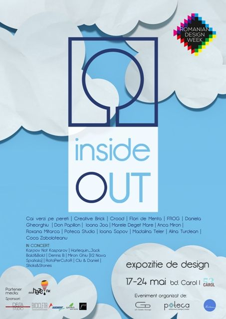 Romanian Design Week - Inside Out