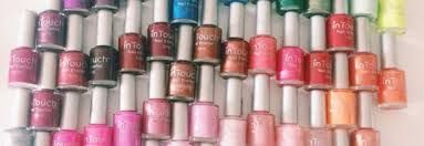 inTouch Nail Polishes to try out