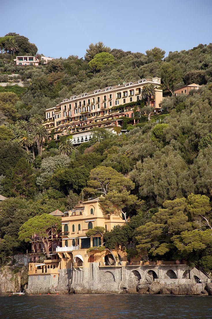Hotel Splendido, Portofino #dolcevita