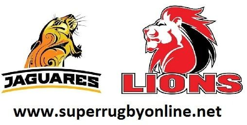 Jaguares Vs Lions Rugby Live Stream  Live Lions VS Jaguares Online  2018 Super Rugby Live Broadcast On 24 February 2018 at 15:05 Local / 13:05 GMT    Game: Lions vs Jaguares  Event: 2018 Super Rugby  Location: Emirates Airlines Park, Johannesburg  Date:  24 February 2018