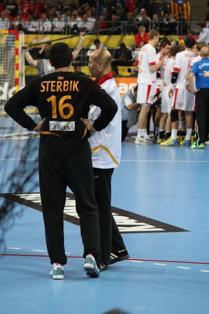 Arpad Sterbik (Foto Anesmar)