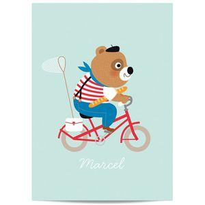 Image of NEW ! Affiche Marcel