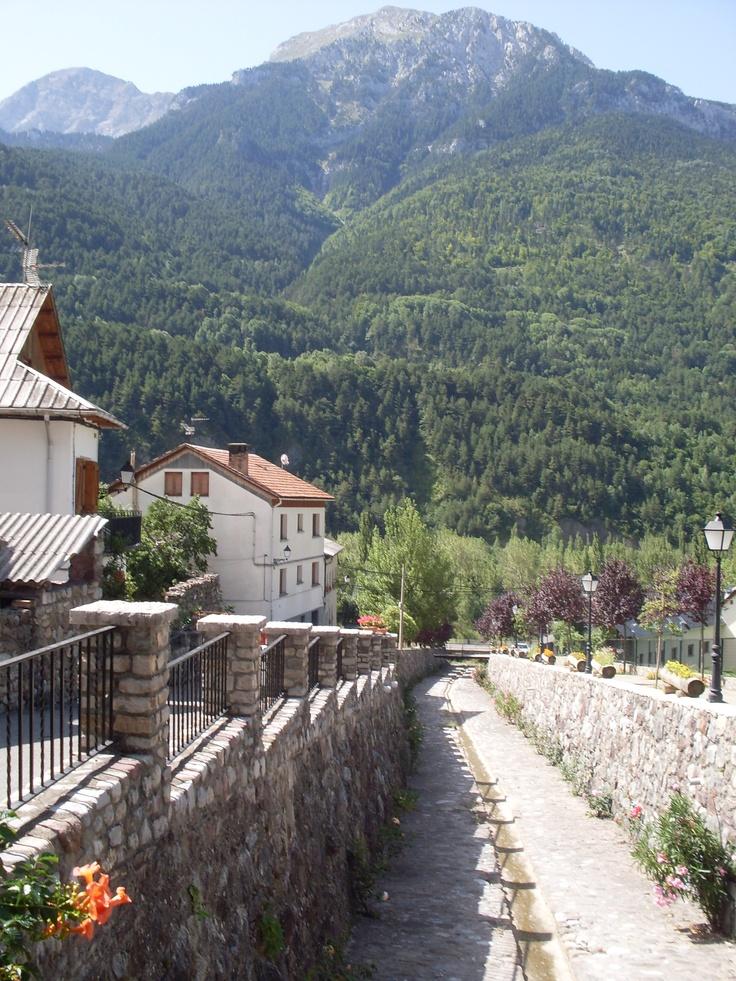Pico del Medio Día, Valle de Chistau, Pirineo aragonés
