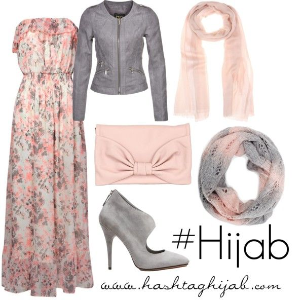 Hashtag Hijab Outfit #31  a softer colored capsule could be built starting here....