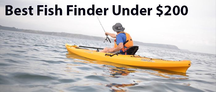are you looking for best fish finder under 200 in a market? this, Fish Finder
