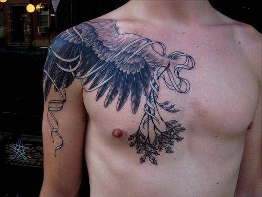 Scott campbell saved tattoo brooklyn tattoo ink for Club ink tattoo brooklyn