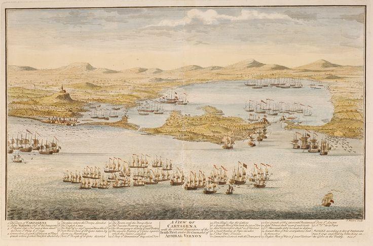 La heroica defensa de Cartagena de Indias