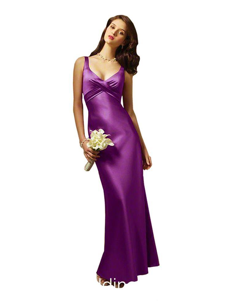 Encantador Alfred Angelo Largos Vestidos De Dama Ornamento - Vestido ...