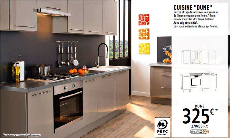 cuisine brico d p t dune deco pinterest cuisine brico depot d p t et dune. Black Bedroom Furniture Sets. Home Design Ideas
