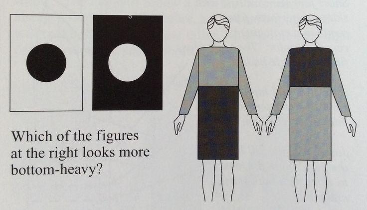 cores escuras x cores claras (em comparação!) - efeitos na silhueta