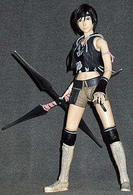 Yuffie Kisaragi (Final Fantasy VII: Advent Children) by