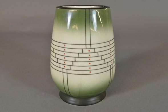 Auksjonshallen:Vase by Nora Gulbrandsen for Porsgrund Porselen
