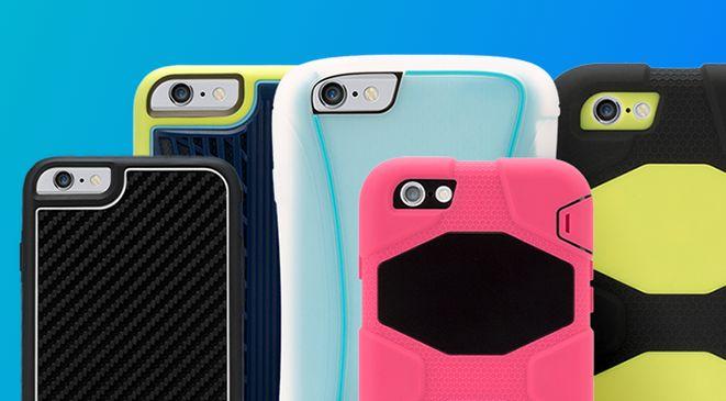 Hvilket #iPhone6 / #iPhone6Plus cover fra #Griffin kan du bedst lide? Ønsker du at vide mere om dem? Så besøg vores blog.