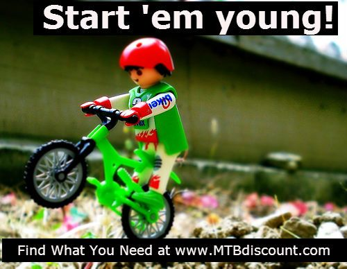 Check out our selection of Early-Rider bikes and ask about Kali helmets too!
