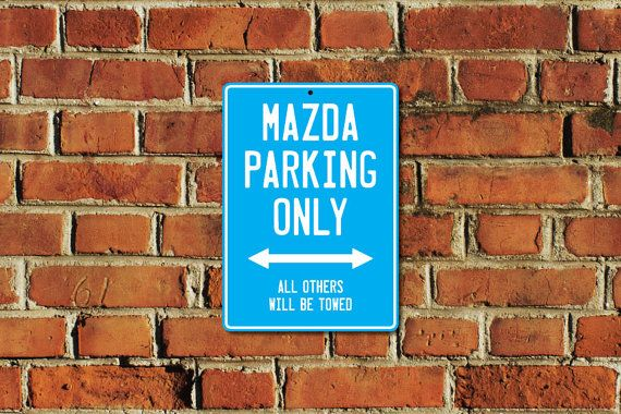 This listing is for one brand new custom made Parking Only sign, with the car company brand or model of your choice, created by Doozi.