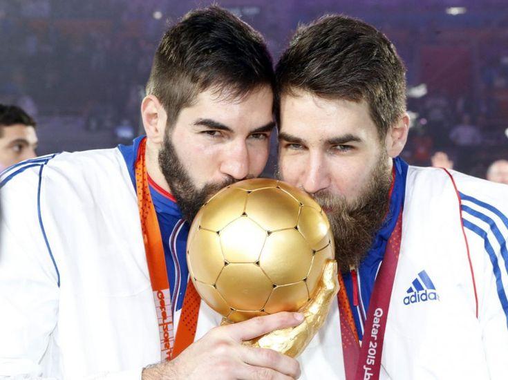 PHOTOS. Handball : le sacre historique des Bleus au Qatar, les Karabatic, Nikola et Luka