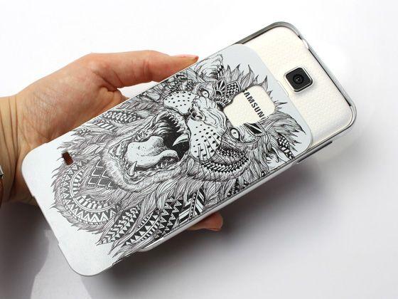 #lion #case #etuo #bumper #fantastic