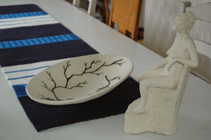 Keramiikkaa made by Emmi Oksa.