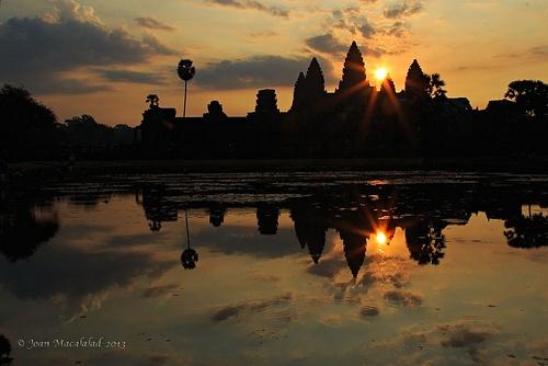Valentine Sunrise  *Angkor Wat, Siem Reap Cambodia