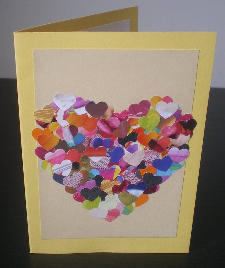 Las tarjetas para el Dia de las Madres