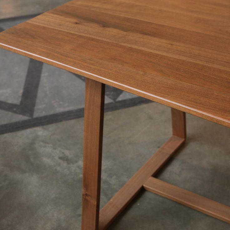 WILDERlife — Trapezoid Table in Walnut