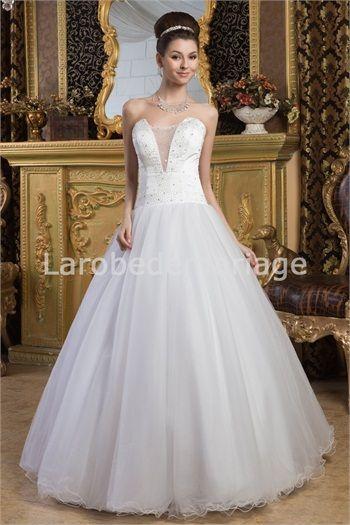 ... € 183.99  Robe de mariée  Pinterest  Corsets, Satin and Robes