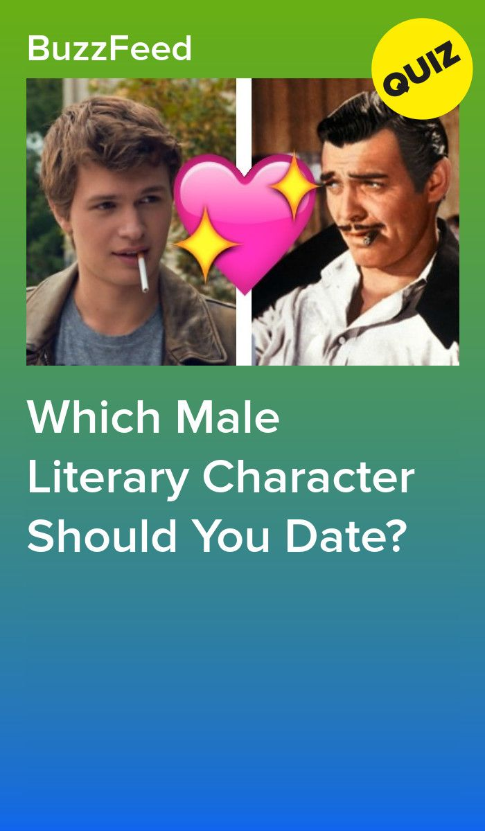 Who Should Be Your Book Boyfriend? | Quizzes | Book