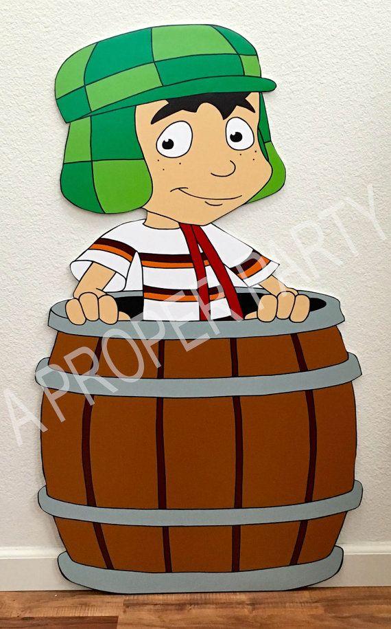 El Chavo Del Ocho El Chavo Del Ocho Fiesta Por Aproperparty Chavo Del 8 Animado Dibujos Colorear Ninos Chavo Del 8 Dibujo