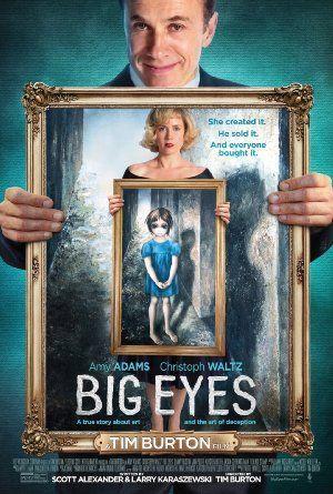 Big Eyes / Büyük Gözler (2014)