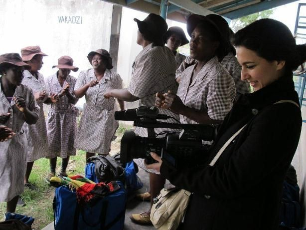 Yalda Hakim Interview, SBS Australia Dateline   The Travel Tart Blog