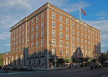 """The Hawthorne Hotel located in the city of Salem, Massachusetts is also known as the """"witch city"""" due to the infamous Salem witch trials that took place in 1692. It is also thought that the original land beneath the hotel was once an apple orchard owned by Bridget Bishop, the first individual to be hanged at """"Gallows Hill"""" after being convicted of the practice of witchcraft. There have been many reports made that the strong smell of apples are experienced from time to time within the hotel."""