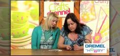How to Create seashell jewelry with the Dremel 300 multi tool