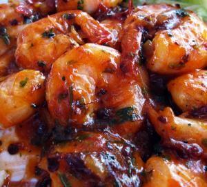 Camarones Enchipotlados (Shrimp in Chipotle Sauce) recipe | BigOven