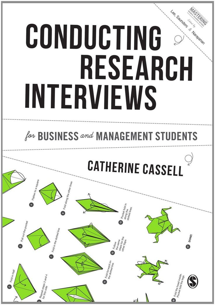 Conducting research interviews for business and management students / Catherine Cassell