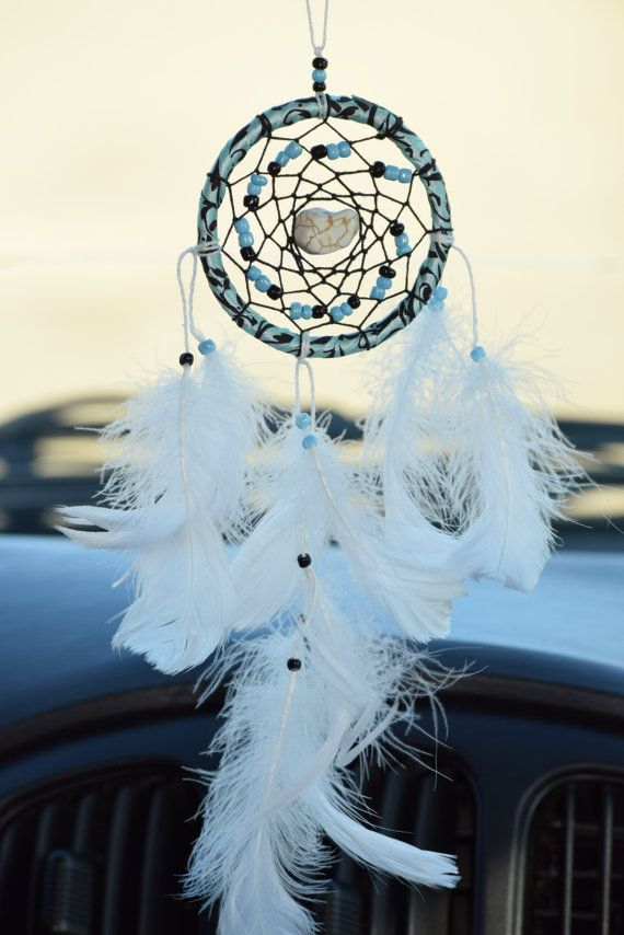 Rear View Mirror Dream Catcher Small Car Dreamcatcher
