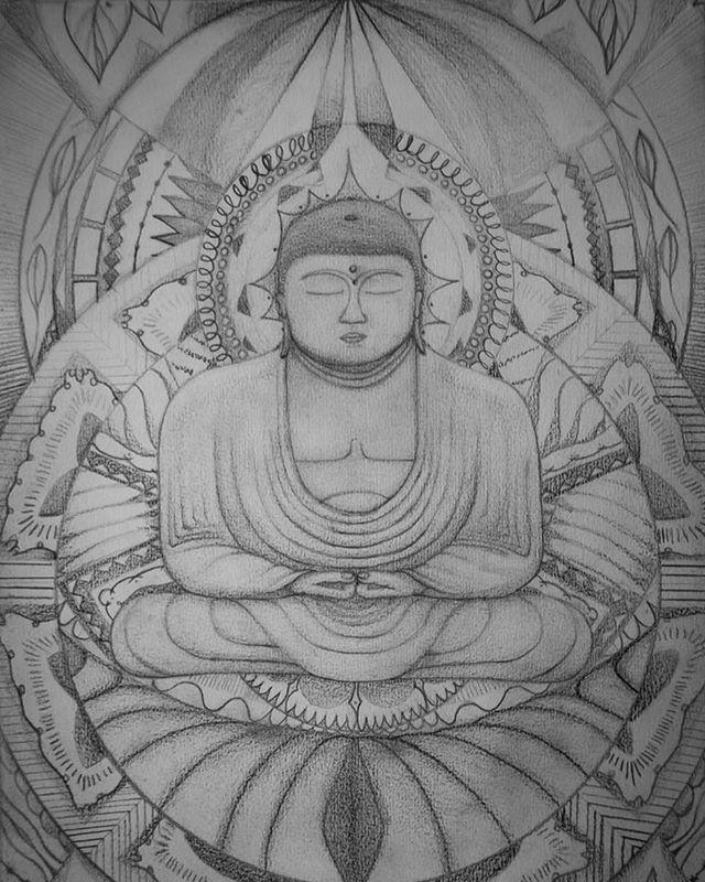 The great Buddha : Mind Body Soul. -in progress-
