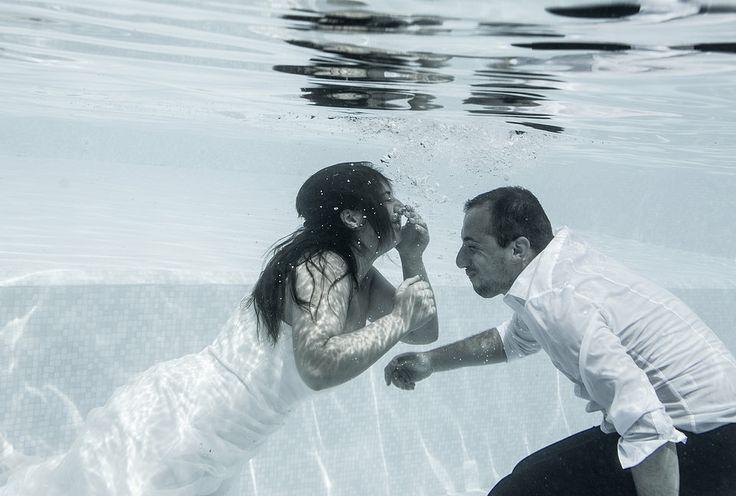 ridere e divertirsi... sott'acqua