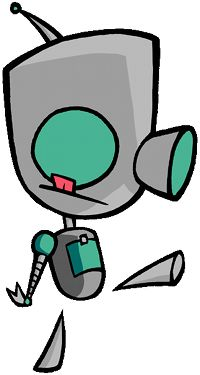 Why Invader Zim's GIR should be your favorite robot sidekick