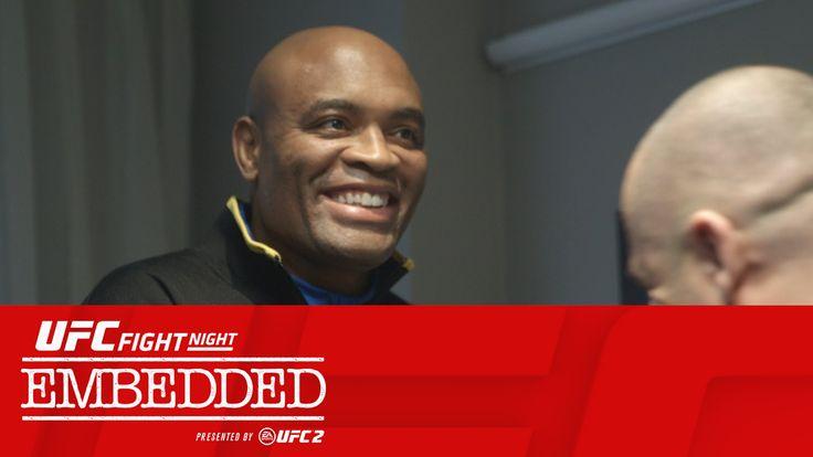 UFC Fight Night London Embedded: Vlog Series - Episode 2