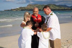 AinaKai Photography: Hawaii Wedding & Lifestyle Photography blog: Vow Renewal on Kailua Beach, Oahu