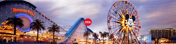 save $137 per person on tickets to 3-Day Park Hopper Disneyland, SeaWorld San Diego, and LEGOLAND California when you buy a SoCal City Pass.