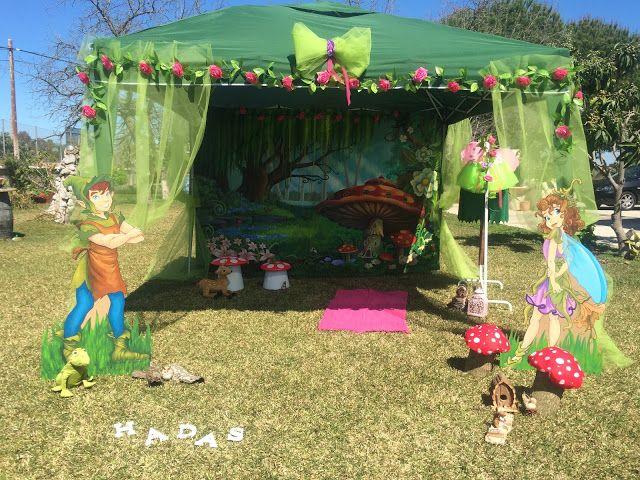 Resultado de imagen para decoracion de fiestas infantiles bosque encantado madrid