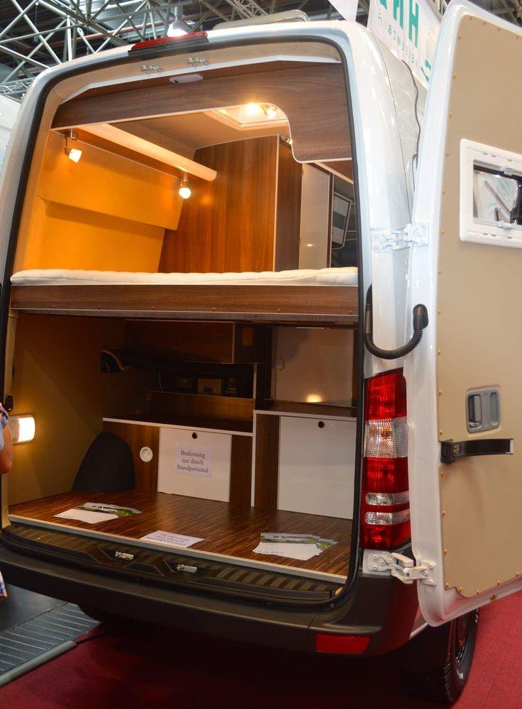 2292 Best Sprinter Van Images On Pinterest Van Living Camper Van And Campers