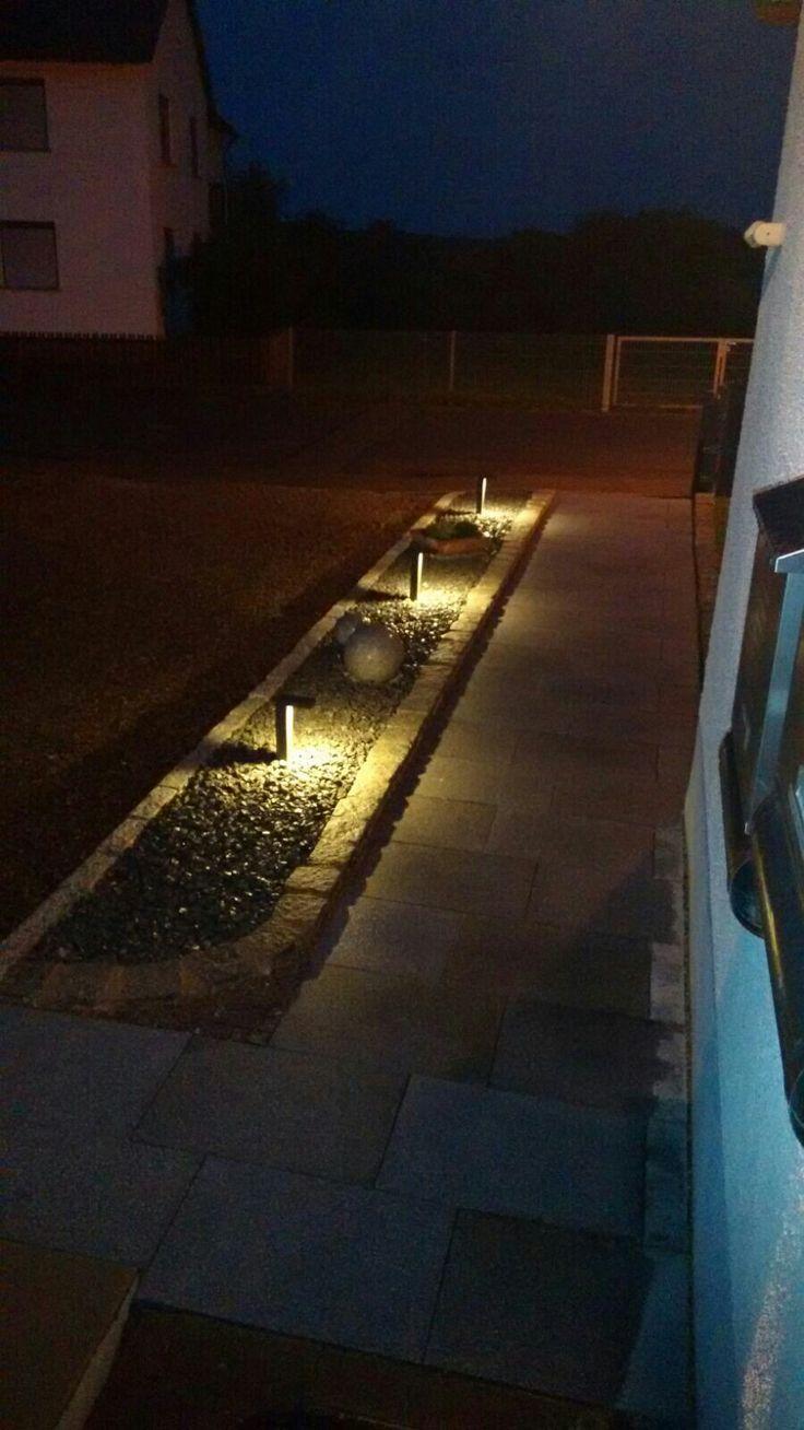 Eingangsbeleuchtung