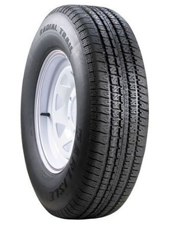 7% Off #Carlisle Radial Trail RH Trailer #Tire - ST215/75R14 C 6Ply - #Compare #Prices Now