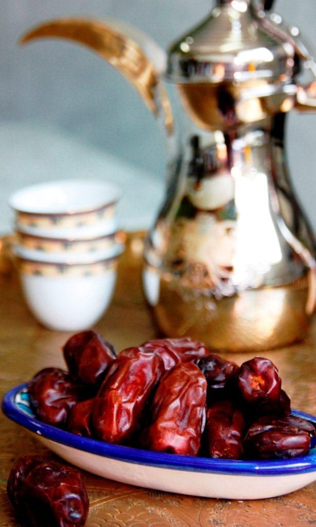 Dates are one of the healthiest fruit in the world, and quite tasty too! There's mounds of them in Dubai!