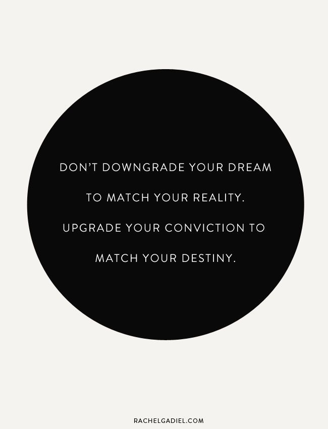 10 quotes for Dream Chasers to motivate   inspire // rachelgadiel.com